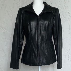 AVANTI GENUINE LEATHER JACKET
